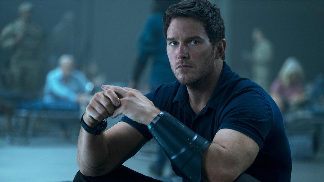 Chris Pratt, The Tomorrow War