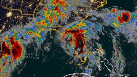 Live updates: Tropical Storm Elsa
