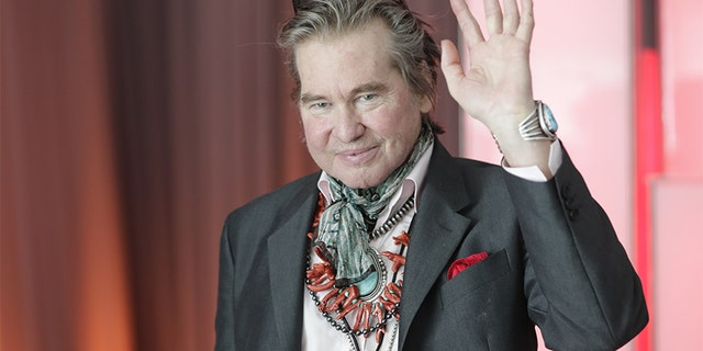 """Val Kilmer is also reprising his role as Iceman in """"Top Gun: Maverick,"""" which also premieres in theaters this fall."""